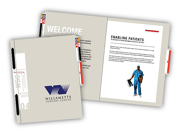 Willamette Surgery Center Patient Packet