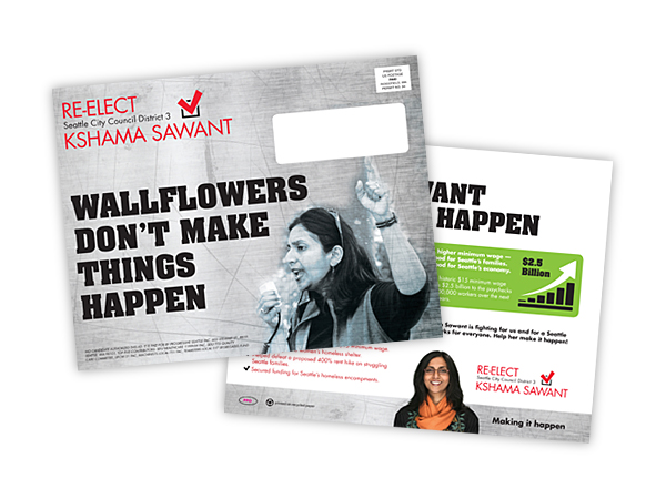 Kshama Sawant Direct Mail