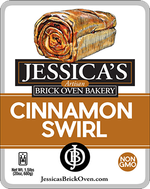 Jessica's Brick Oven_Cinnamon Swirl