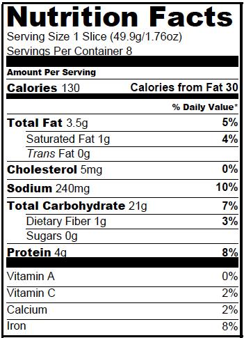 Asiago Focaccia Nutrition.png