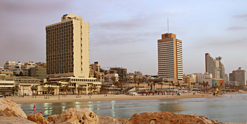 Tel Aviv Beachfront