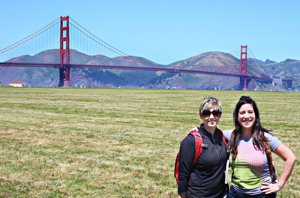 Hey look, C! It's the GG Bridge!