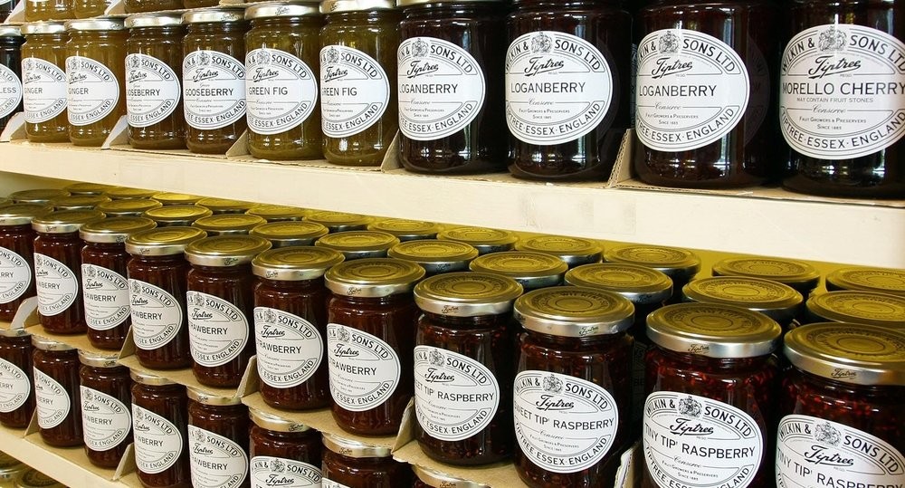 Tiptree jams afternoon tea days out in essex