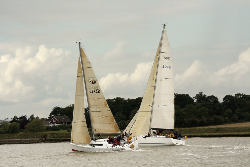 burn ham week yachting regatta essex days out