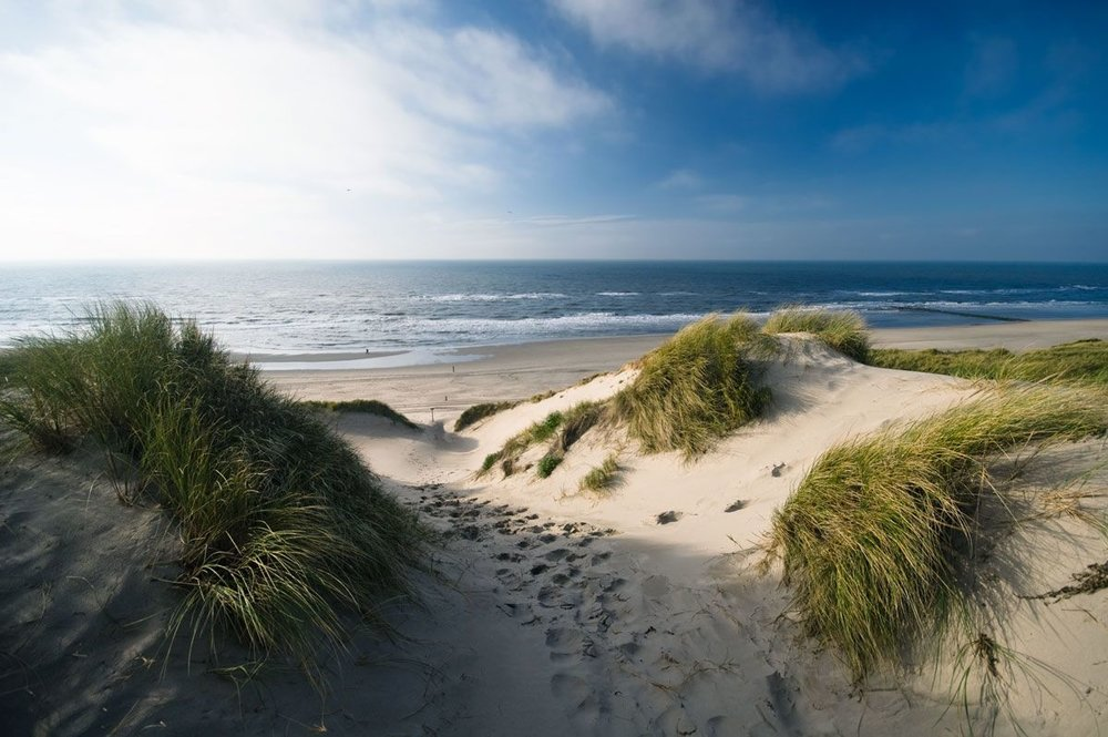 Scheveningen beach resort the Hague