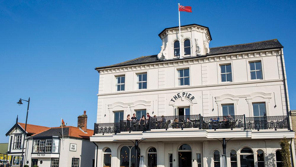 The Pier Harwich
