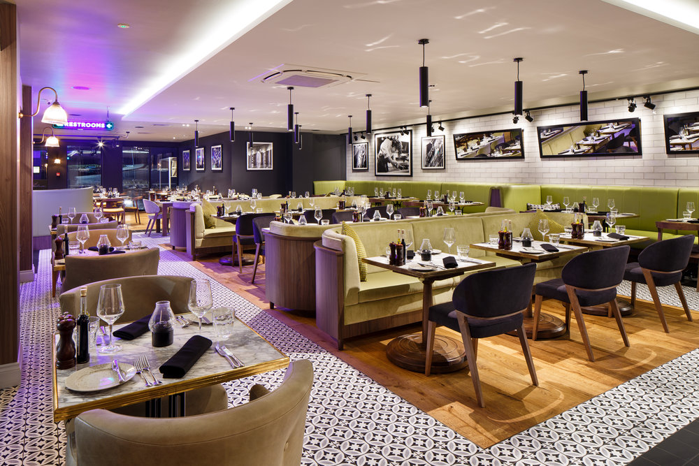Marco Pierre White Brentwood Where to eat in Essex