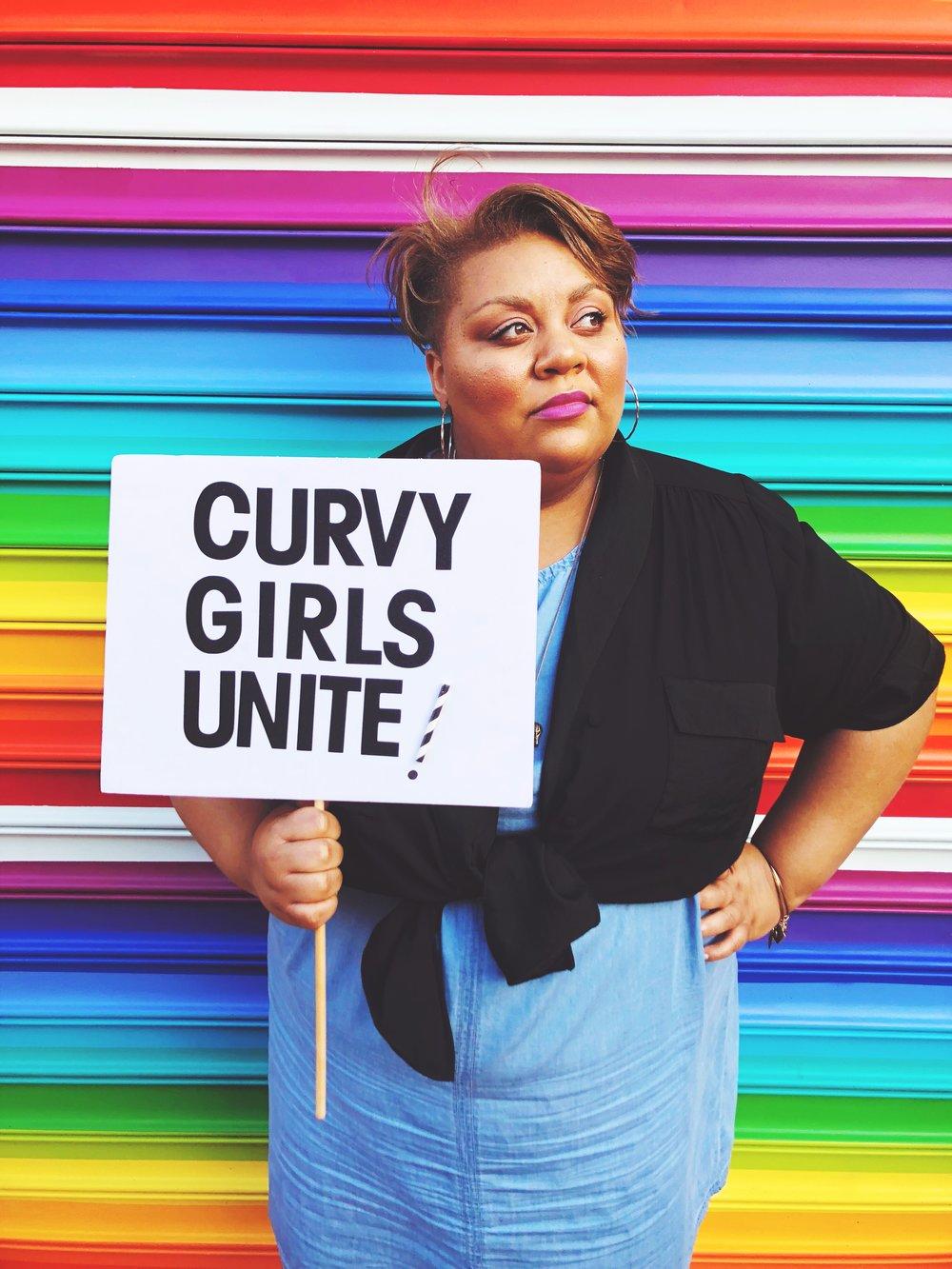 Curvy Girls Unite