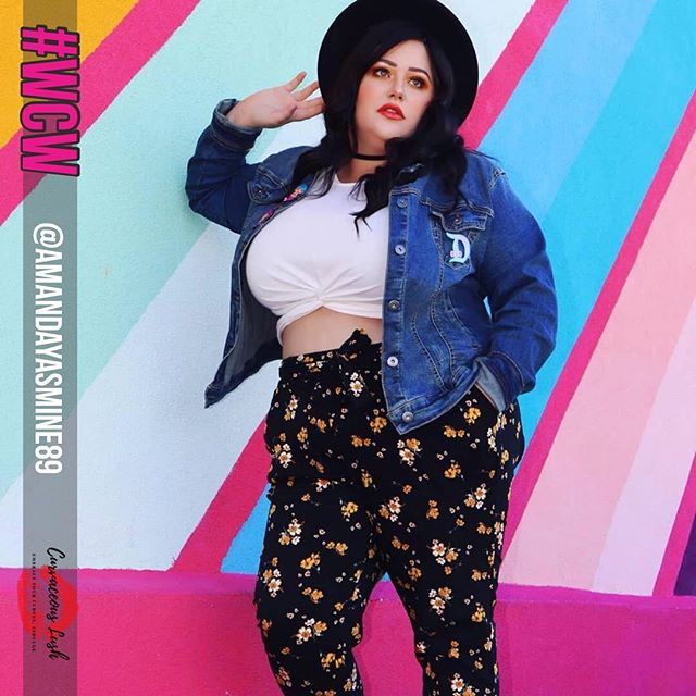 Curvy Girl Crush Alert 💜! Here's your mid week inspiration from a few of our favorite Curvy Girls that have been rocking Instagram this week! We see ya girl, keep shining! #wcw #wcw😍 #embraceyourcurves #lovetheskinyourein #curvygirls #curvygirlsunite #stylefilesplus #stylehasnosize #bodypositivity #plussizefashion #empoweringwomen #curvaceouslush