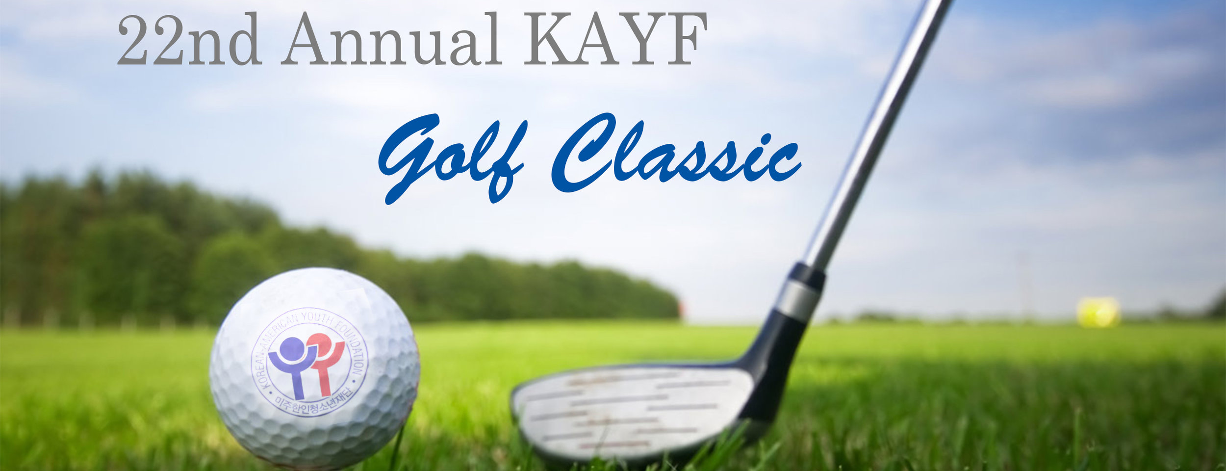 22nd Annual Golf Classic