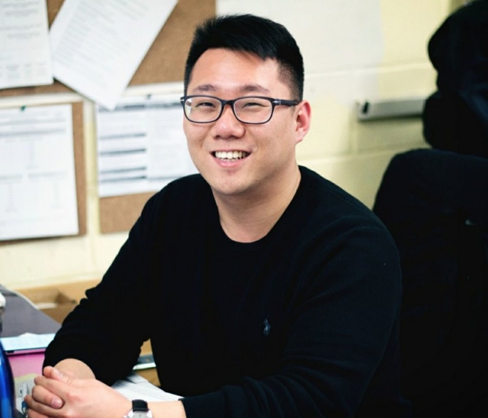 Kevin Cho   Kevin is from Queens and went to Bayside High School. In college he studied Business Administration, and he currently works as an Immigration Program Manager at Korean Community Services.  Kevin would like to help youth navigate life as an Asian American and explore philanthropy. In three adjectives his high school experience was: ambiguous, atypical, and bureaucratic.