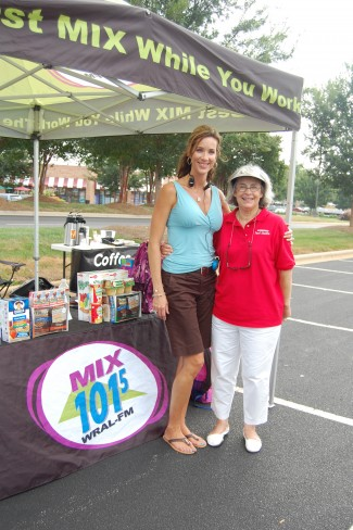 MIX 101.5 BackPack Buddies Food Drive
