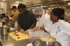 Culinary Job Training Program
