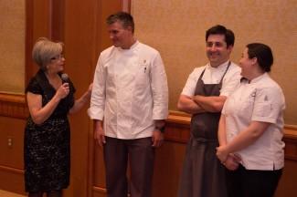 TOH Chefs 2014