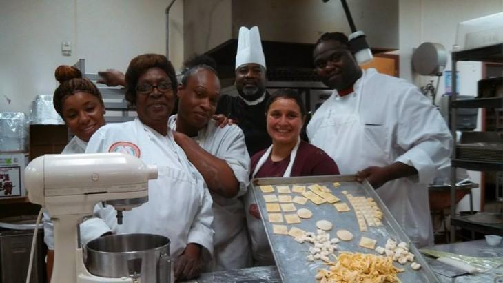 CJTP pasta making