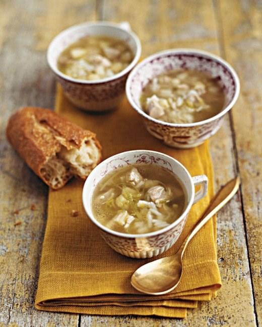Turkey & Rice Soup photo