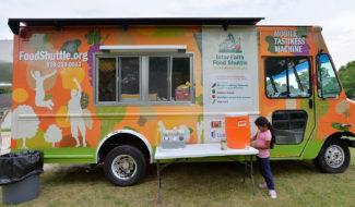 Mobile Tastiness Machine food truck