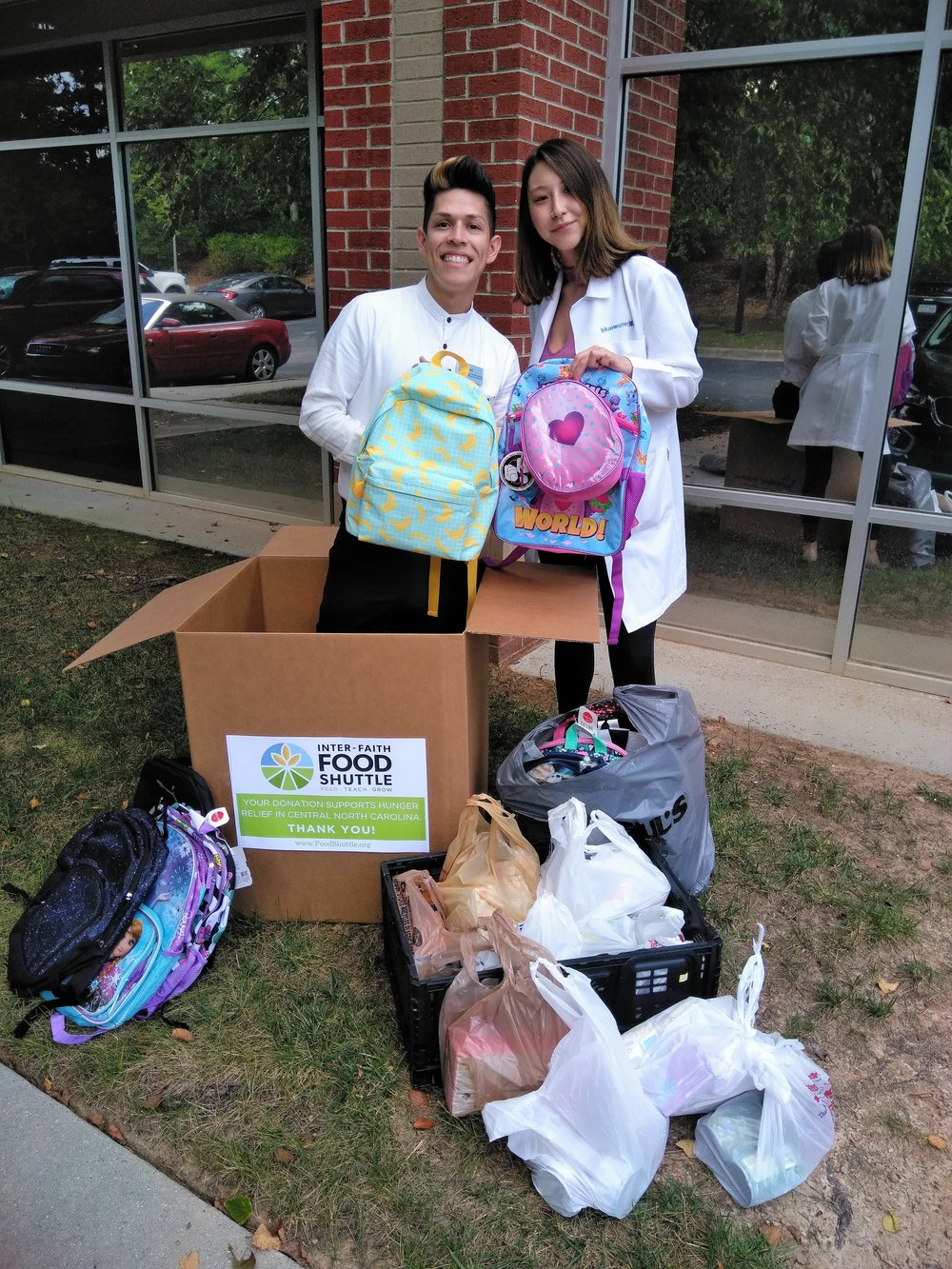 Blue Water Spa Food Drive.jpg