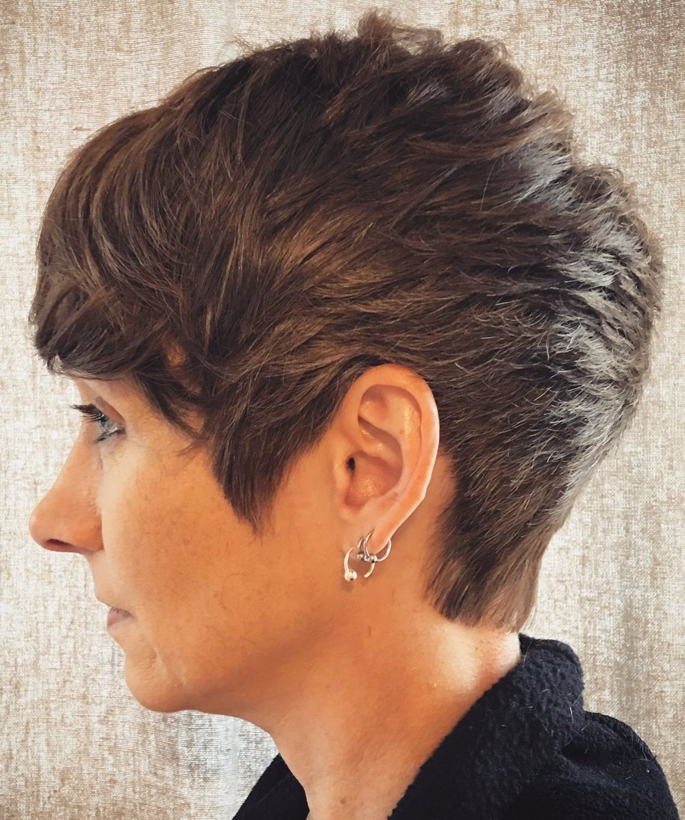 Hair Salon Services - Women's Crop Cut
