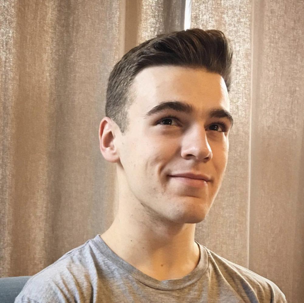 Hair Salon Services - Youth Boy's Hair Cut