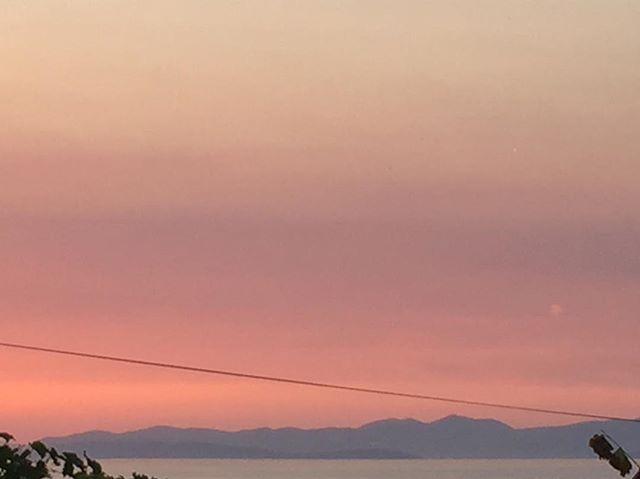 #postira#in#pastels#zalazak#sunce#hrvatska