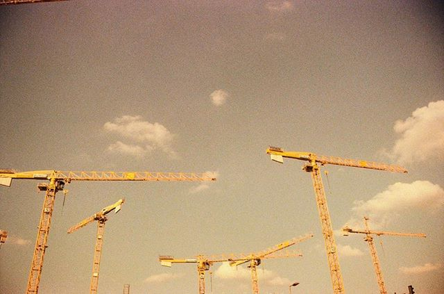 #berlin#cranes#construction#in#wedding#germany#positivefilm#35mm#analog