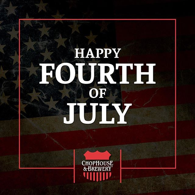 Celebrate #America with us for a delicious holiday tomorrow! Have yourself a wonderful #4thofJuly Denver. We will be here when your craving comes on for a craft beer and a steak.