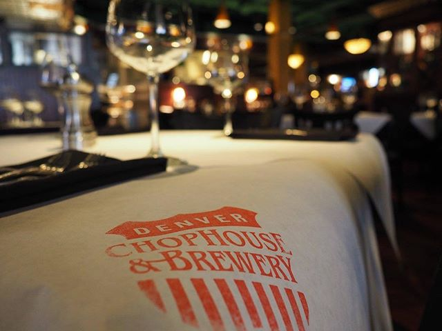 Experience a #Denver staple, The Denver ChopHouse & Brewery, in our historic building with hints of the past everywhere you look. It is truly an experience you will never forget.