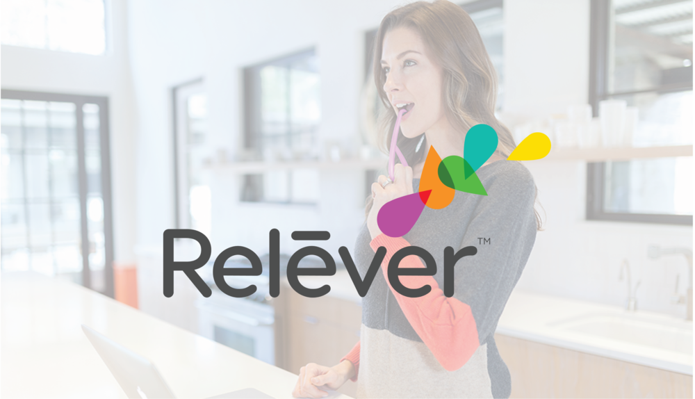 Relēver helps get rid of headaches 100% naturally by stretching the jaw muscles.      LEARN MORE