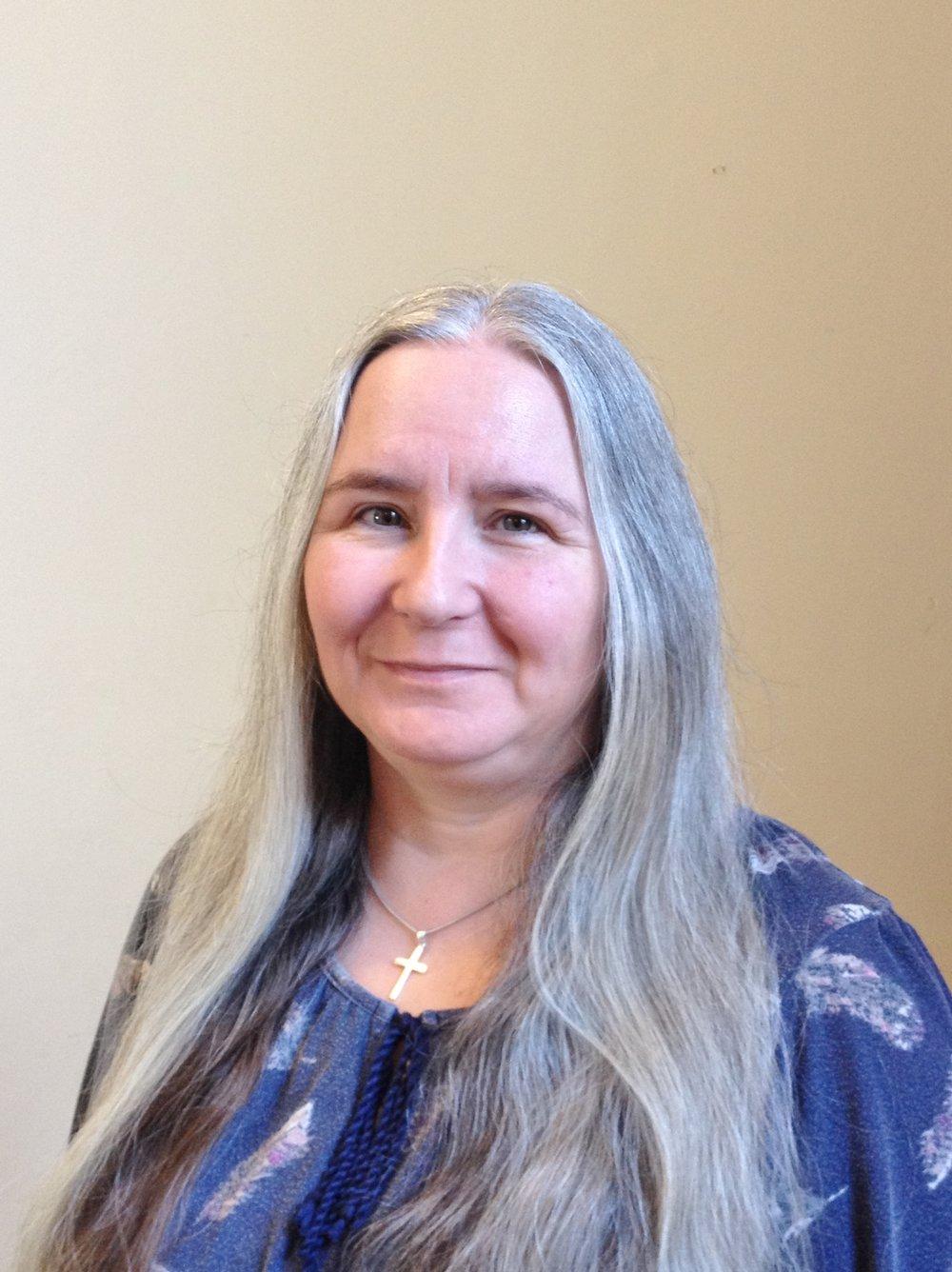 Sarah Taylor - Church Coordinator