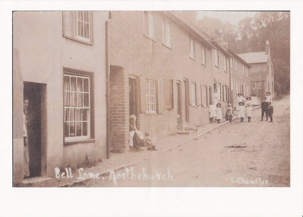 Bell Lane about 1900