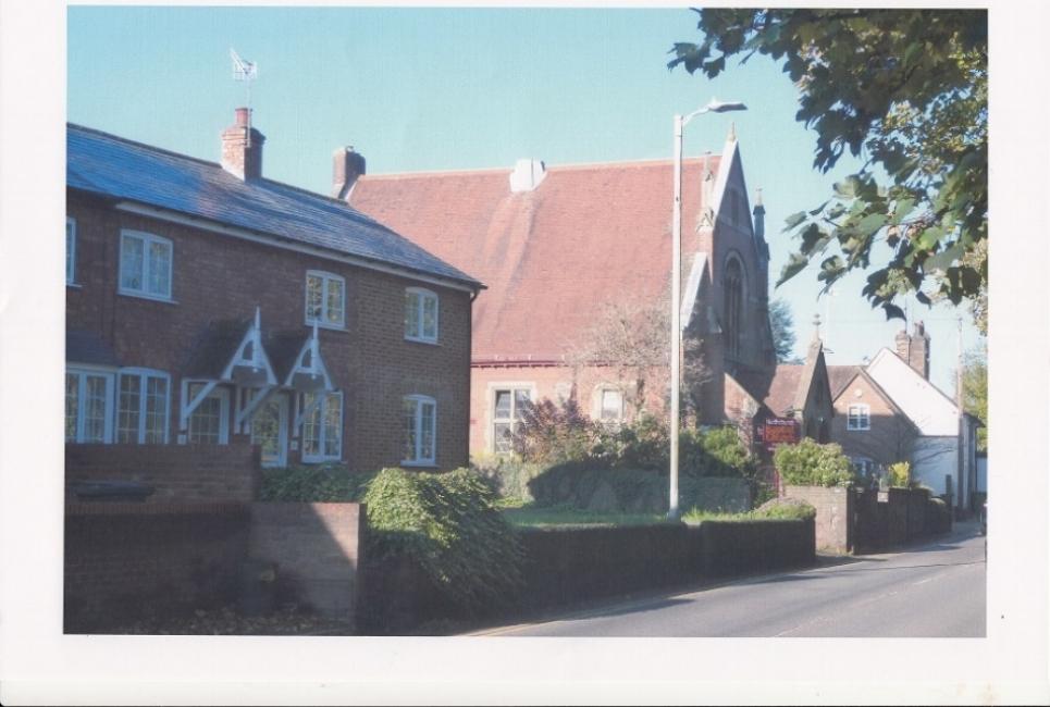 Northchurch Baptist Chapel 2015