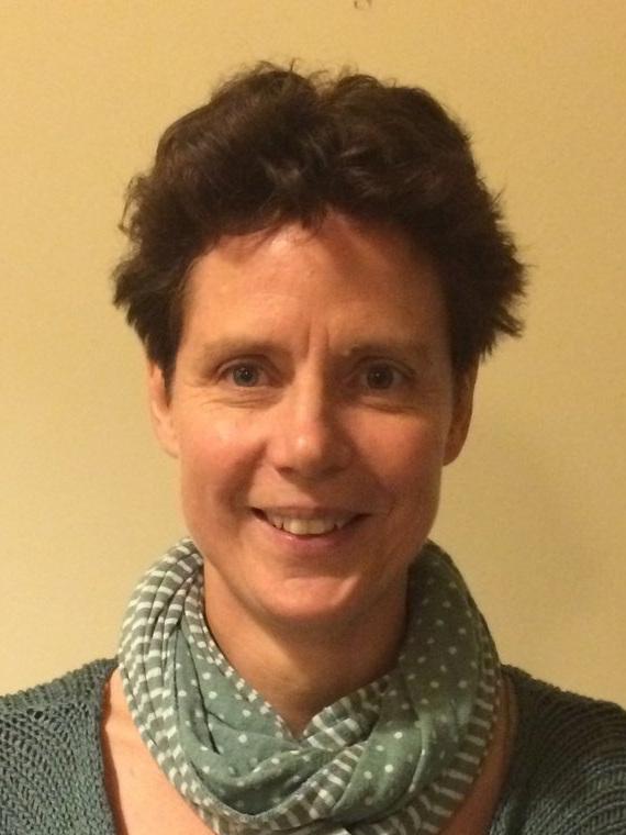 Gwyneth Lee - Church Secretary