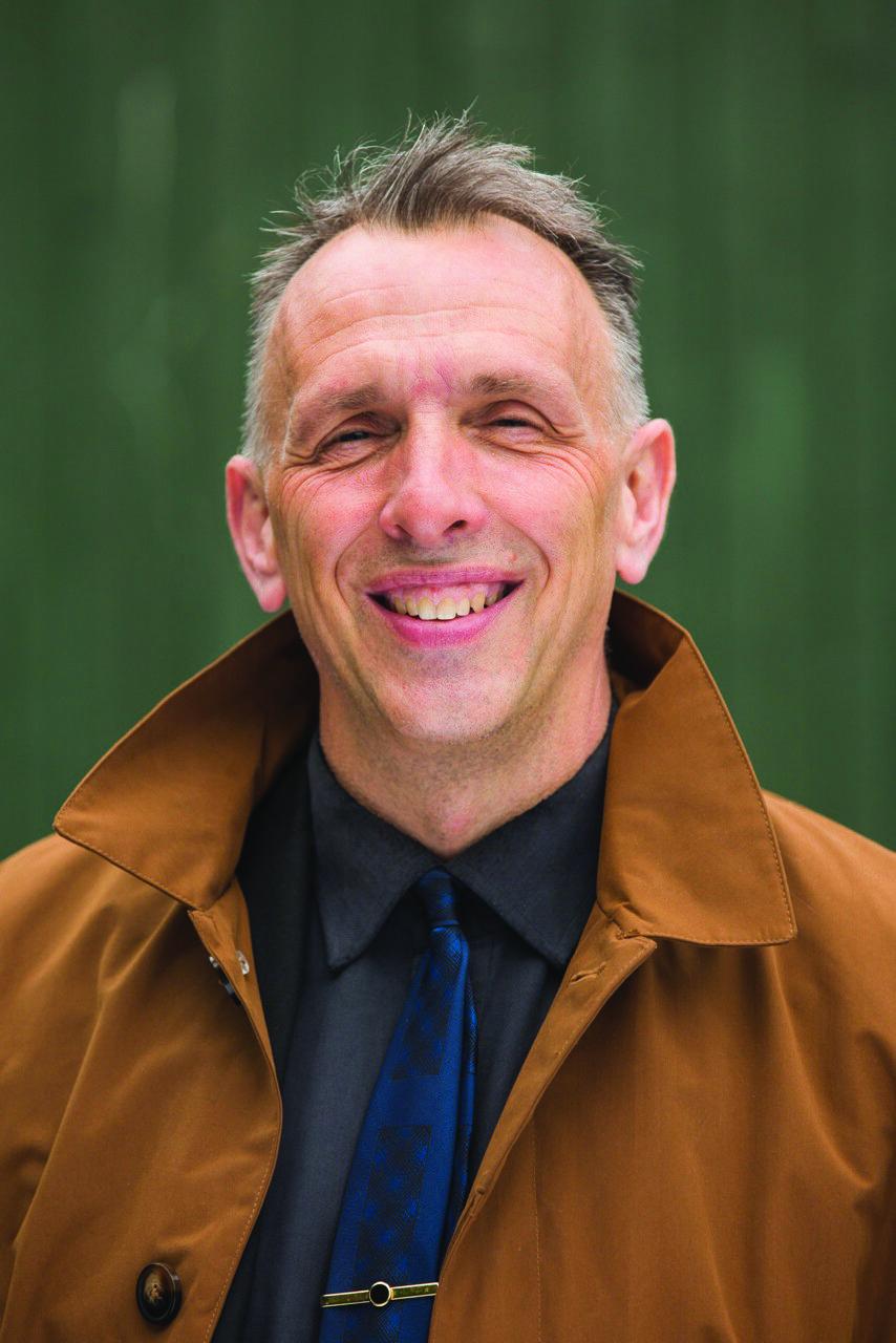 Rev. David Russell - Senior Minister