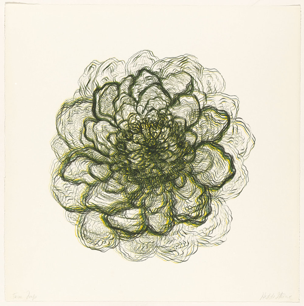 Hedda Sterne, Untitled, 1967, Lithograph (edition of 20), 20 in. x 20 in.