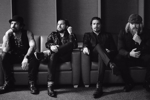 ARTIST: Rival Sons LABEL: Elektra Records   Vocal production on upcoming project.