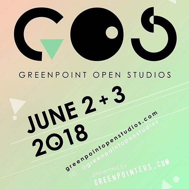 Come visit Morris the Fish HQ today and tomorrow during Greenpoint Open Studios! 67 West Street Brooklyn Suite 506 - There will be Fish and robots! #greenpointopenstudios