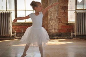 Kinder Movement for 5 & 6 year olds - This class is divided into Kinder Movement I for 5-6 year olds and Kinder Movement II for 6-7 year olds. The emphasis of this class will be on left/right understanding, body coordination, and basic ballet movements with classical music. Kinder Movement follows a professional children's ballet syllabus through the Cecchetti Council of America. As dancers mature, students enrolled in this class may enroll in the Cecchetti program. Kinder Movement I is a 30 minute class. Kinder Movement II is a 45 minute class. They meet once a week for these classes. There is also a