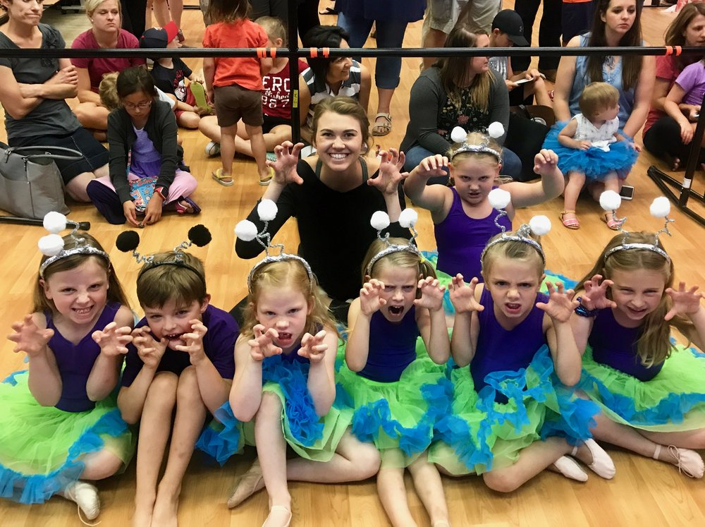 Children's Summer Dance Camp #1 - Date: July 8-11, 2019 (Morning)Cost: $98Ages: 3-6Details & Information