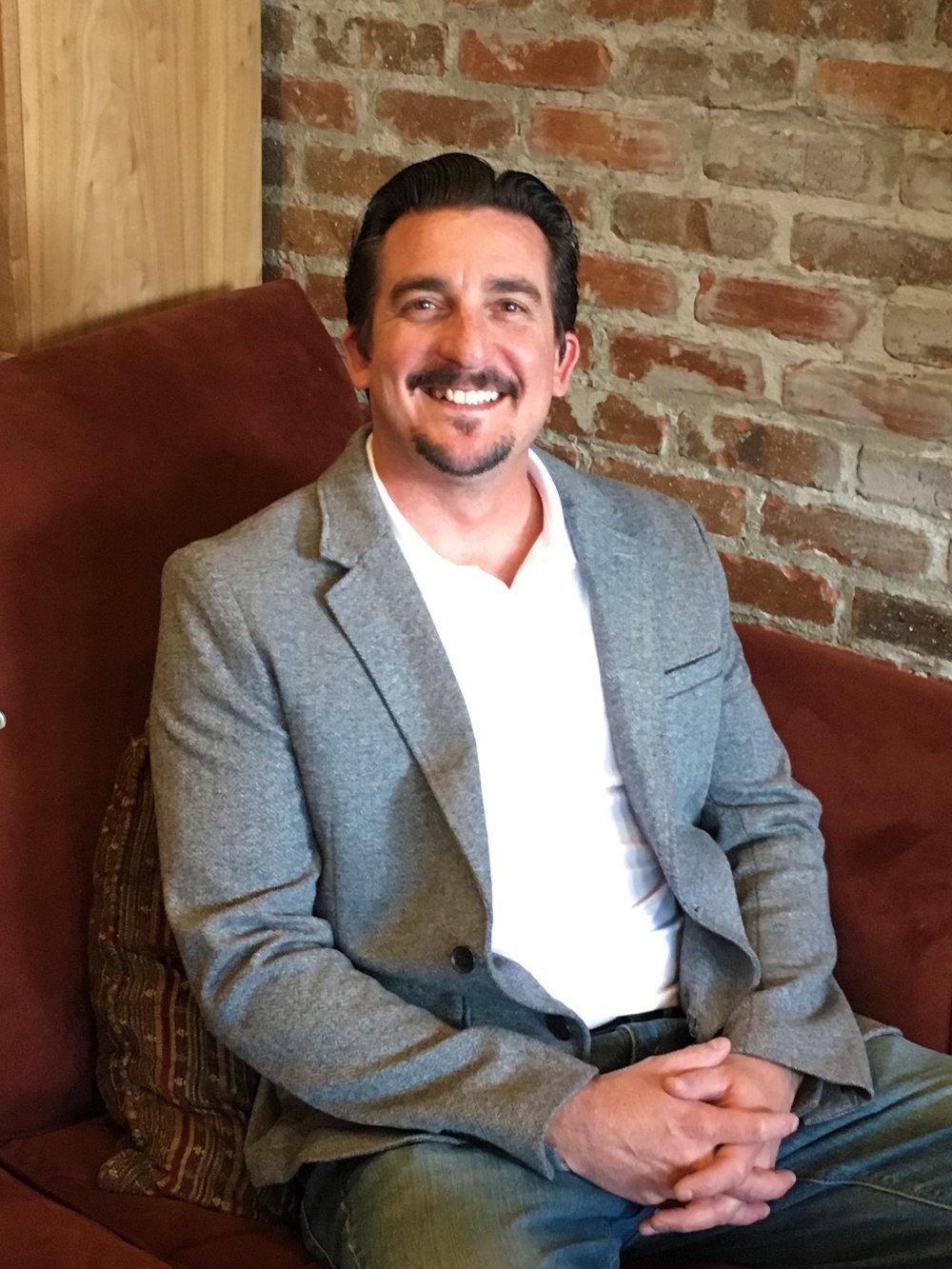 Donavan Cox, Director of Client Services