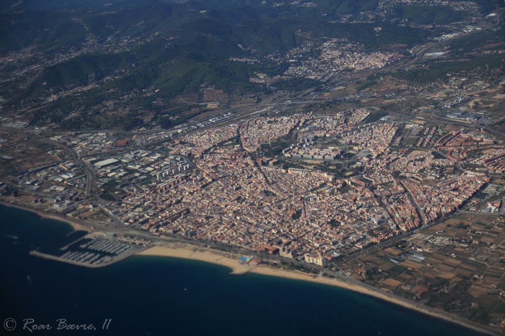 Mataro, Spain - Photo by RoarX - http://www.panoramio.com/photo/62452399