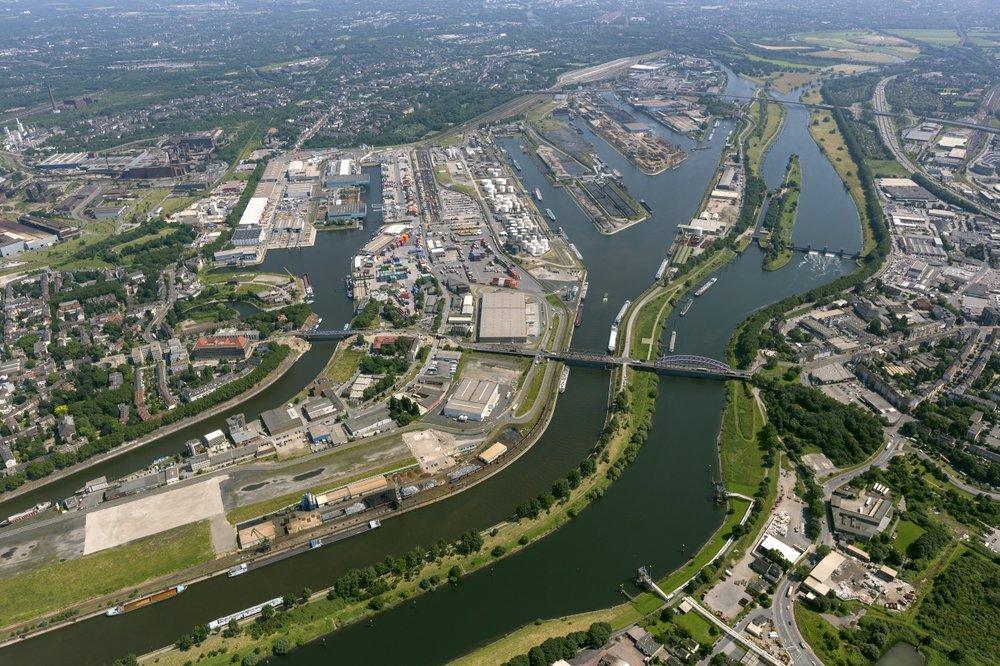 Port of Duisburg -http://www.duisport.de/