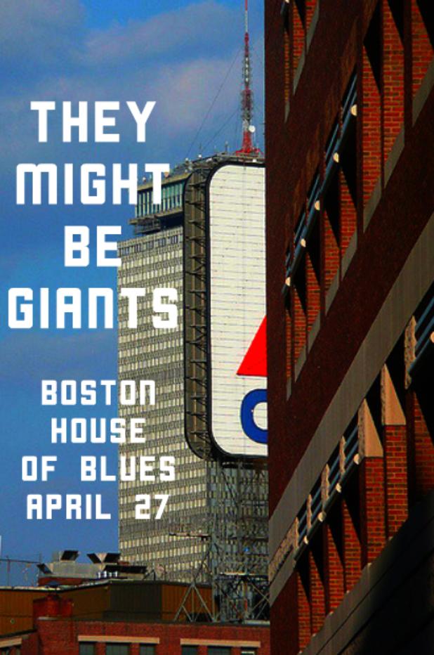 4.27 TMBG House of Blues Boston poster VI.jpg
