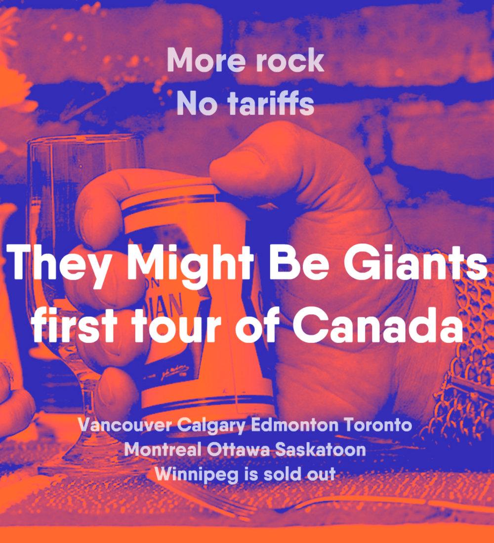 Canada TMBG poster IX.jpg