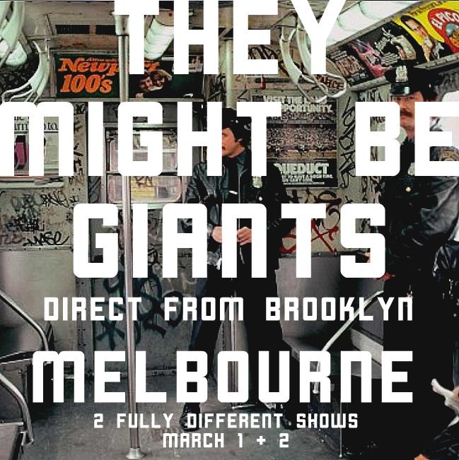 3.1 + 3.2 2019 Melbourne TMBG poster I.png