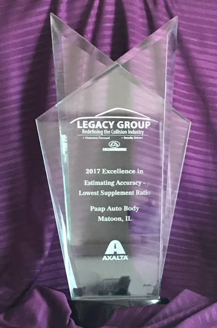 legacy group award