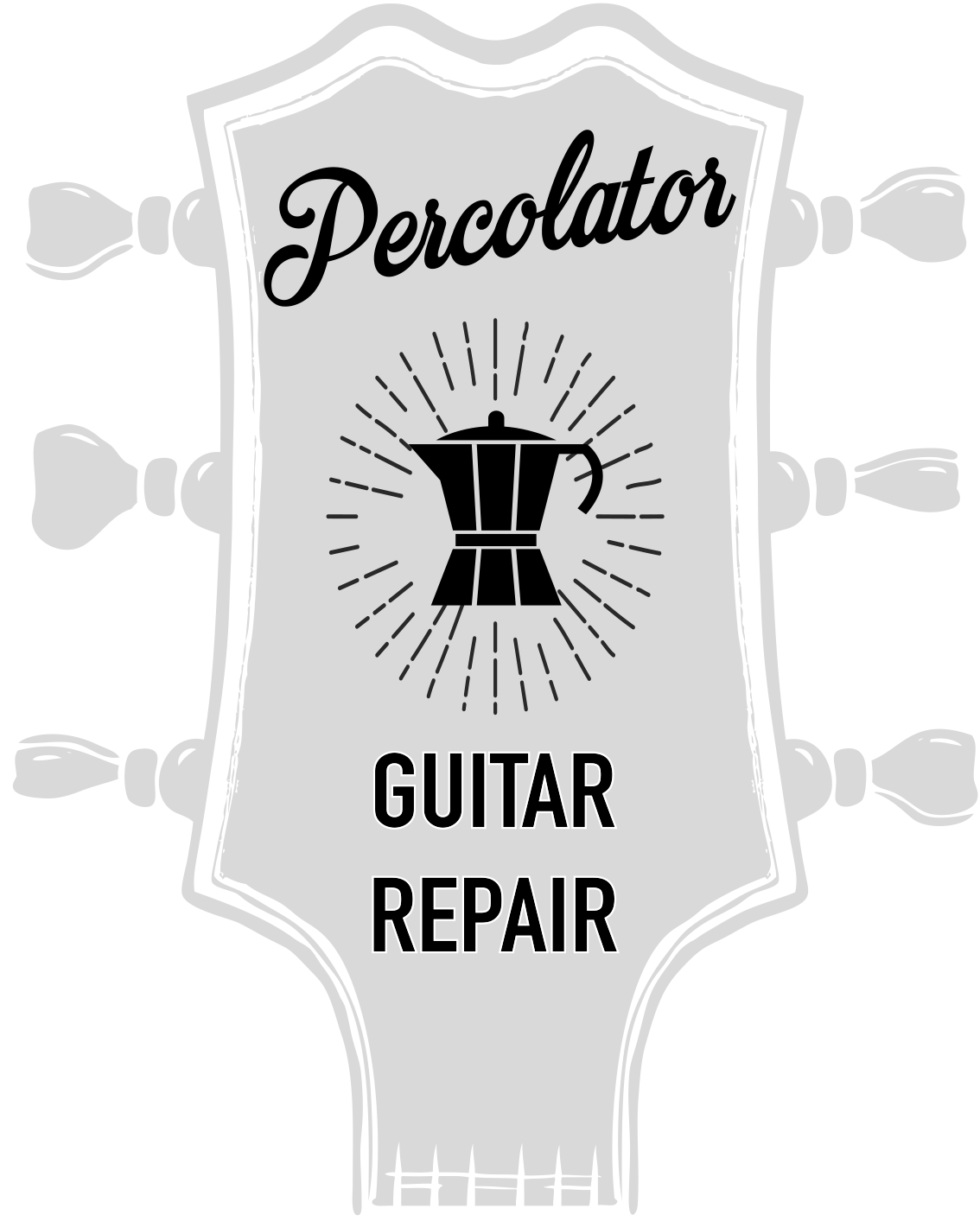 Percolator Guitar Repair