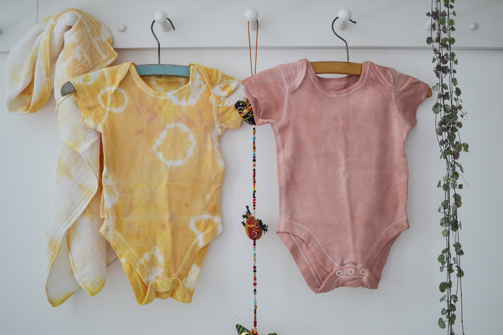 Diy Baby Experiments With Natural Dye Mary Maddocks