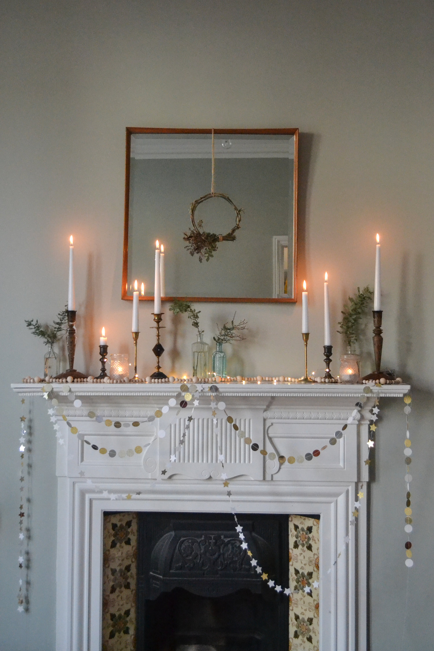 Sweet And Simple Diy Christmas Garlands With Hobbycraft Mary Maddocks