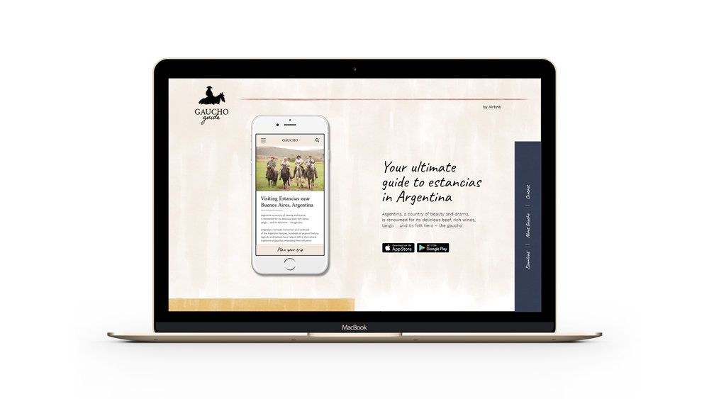 Mobile Application Web Design